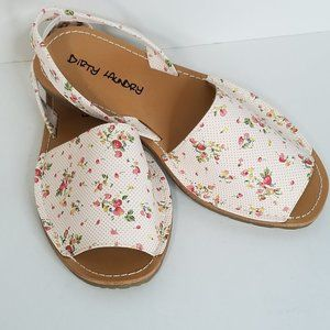 Dirty Laundry Floral Sandal